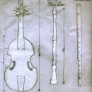 ... instruments used at the time ...  (Click to enlarge)